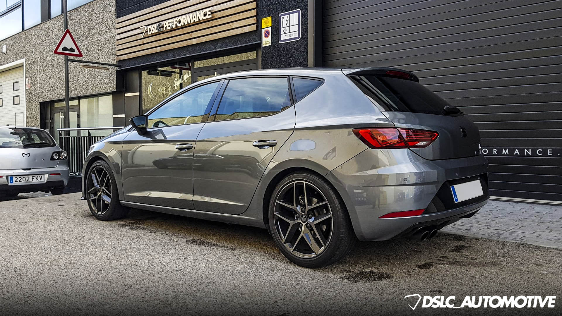 SEAT León FR Plus 1.4 TSI ACT