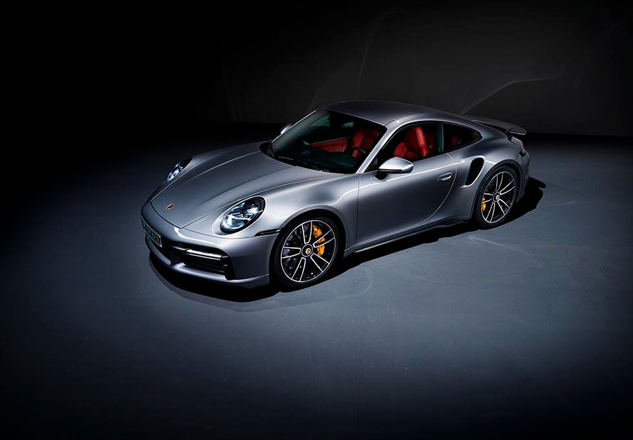 Porche 911 turbo S