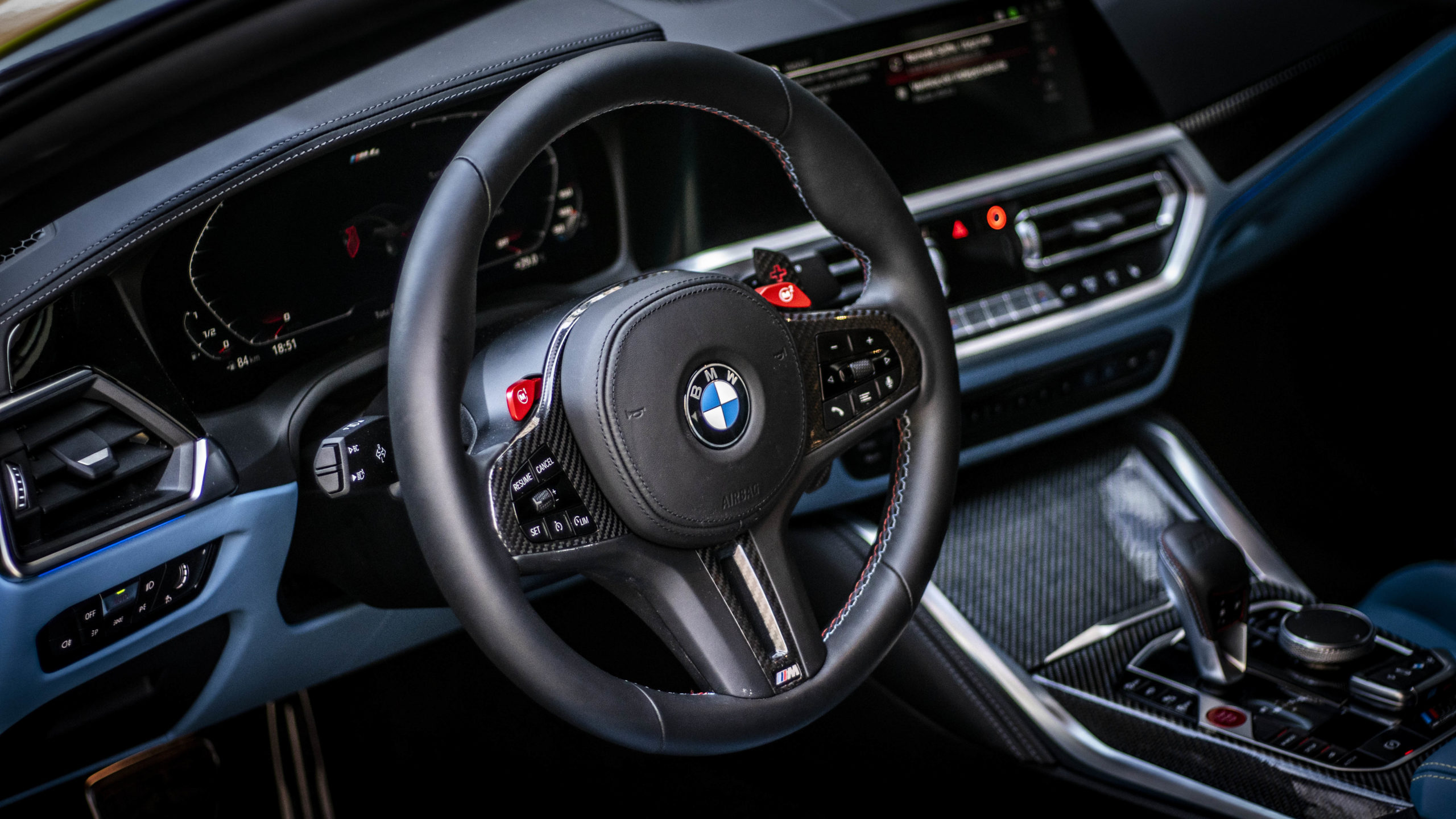 BMW M4 COMPETITION G82